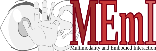 Multimodality and embodied interaction